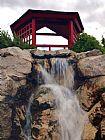 瀑布 - 诺艾恩公园瀑布