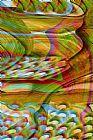 波和模式装饰画