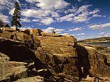 缅因州 - 阿卡迪亚国家公园在美国缅因州