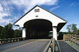 史密斯廊桥 - 普利茅斯新罕布什尔州美国装饰画