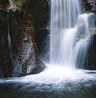瀑布 - 明亮的瀑布