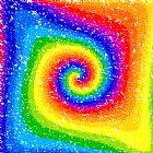 我能看到彩虹装饰画