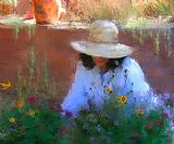 花园之光装饰画