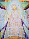 基督中心面板细节的新娘装饰画