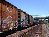 火车颜色1装饰画