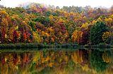 - 秋季大沟湖