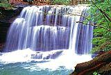 瀑布 - 小树瀑布