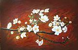 樱花装饰画