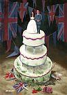 皇家婚礼蛋糕2011装饰画