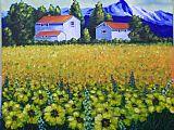 托斯卡纳 - 托斯卡纳向日葵
