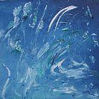- 蓝色抽象