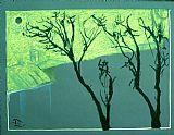 - 银杏树