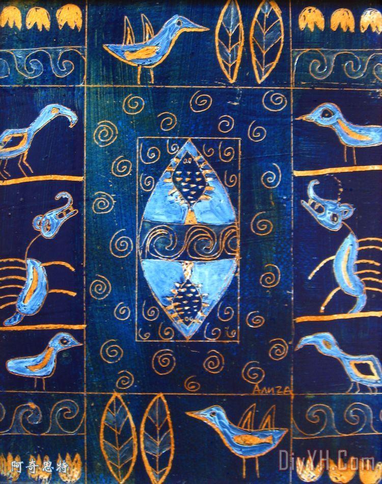 海洋生物v装饰画_海景_动物_鸟类_海军的_鱼_海洋生物