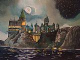- 霍格华兹城堡