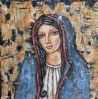 我们的瓜达卢佩圣母装饰画