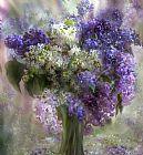 紫丁香爱装饰画