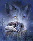 - 精神的蓝狐