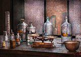 化学家 - 测量的艺术装饰画