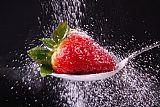草莓装饰画