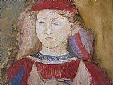 骑士装饰画