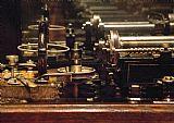 蒸汽朋克 - 自己动手做打字机装饰画