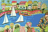 海港花园装饰画