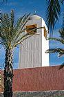 钟楼在洛雷托湾装饰画