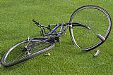 破自行车和梦碎装饰画