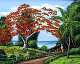 - 热带景观