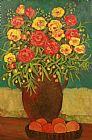 巴贝特的花束装饰画