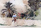 巴哈马天堂1885装饰画