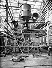 泰坦尼克号蒸汽机装饰画