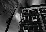 城市风光照片 - 城市荒芜