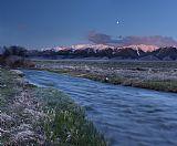 白桦河装饰画