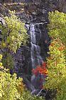 瀑布 - 新娘面纱瀑布黑山
