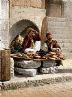 耶路撒冷 - 面包卖家装饰画