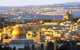 耶路撒冷黄金之城装饰画