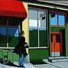 城市艺术 - 返回Street Grill餐厅 - 城市艺术