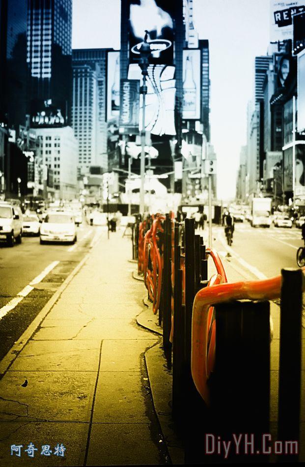 纽约时报广场 - 纽约时报广场装饰画