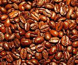 咖啡豆写实装饰画