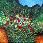 野花花园1装饰画