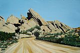 瓦斯奎兹岩石装饰画