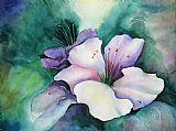 花盛开装饰画