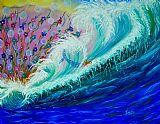 海幻想装饰画
