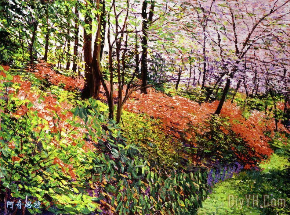 迷人的花林 - 迷人的花林装饰画
