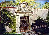 碧堤半岛门装饰画
