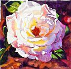 精致的玫瑰公主装饰画