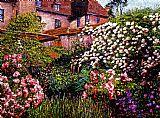蔷薇印象装饰画