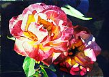 玫瑰装饰画