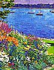 帆船湾花园装饰画